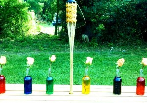 Bottle Flower Vases