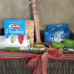 DIY Italian Cooking Gift Basket