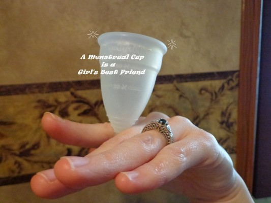 A Menstrual Cup is a Girl's Best Friend