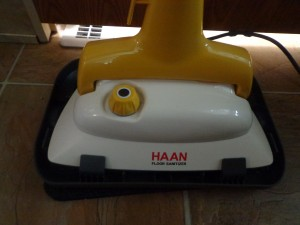 Haan Steam Mop with Tray